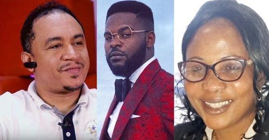 Daddy Freeze Reacts To Falz Mother Saying Her Son Doesn't Go To Church