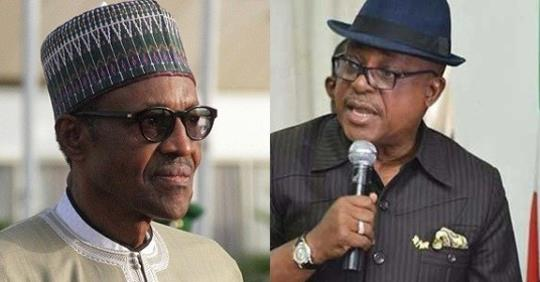 "Don't Kill Buhari With Work, He Is Tired, Let Him Go Home And Rest"" PDP Chairman Tells APC"