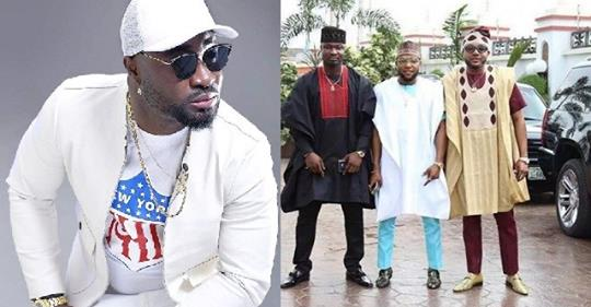 'Never Bite The Finger That Feeds You' – Harrysong Recognizes Kcee And E-Money's Impact On His Career