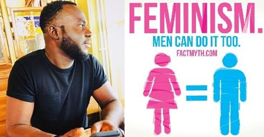 Man Narrates The Childhood Experience That Made Him Become A Feminist