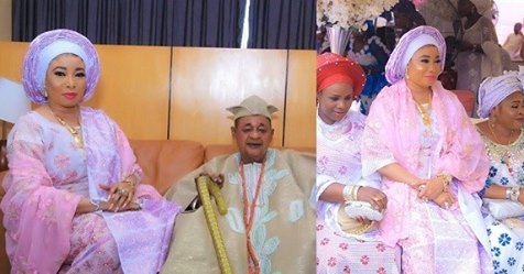 """Alaafin Of Oyo Can't Marry A Woman That Is Not A Virgin"" – Actress Lizzy Anjorin Explain Relationship With The Monarch"