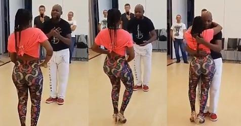 Nigerian Man Reveals What Happened After His Wife Told Him To Lose Weight (video)