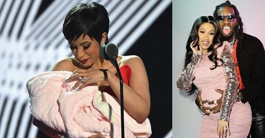 I Will Feel 'very Betrayed' If My Daughter, Kulture Says 'daddy' First Before Mama – Cardi B