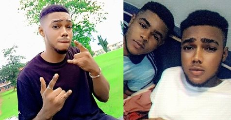 Nigerian Man Blasts His Parents Who Separated His Twin Brother From Him Since Birth