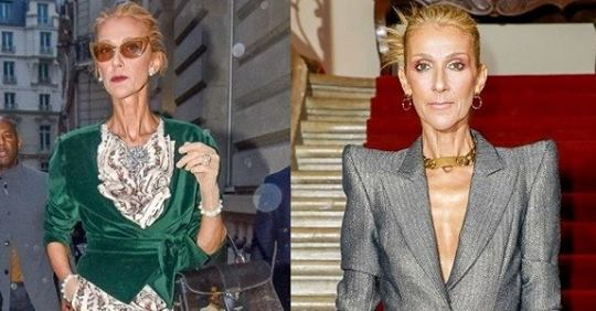Celine Dion Fires Back At Those Saying She's Too Skinny