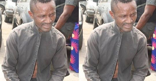 Lagos Police Apprehend Man, 32, For Allegedly Infecting Boy, 16, With HIV And Pimping Him To Gay Pastors