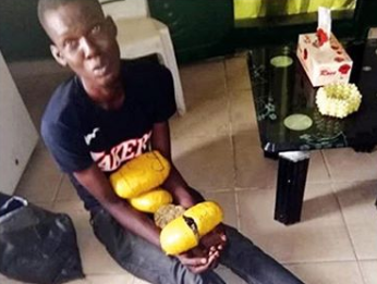 Drug Gang Members Apprehended While Trying To Sell Marijuana To Inmates In Ikoyi Prison