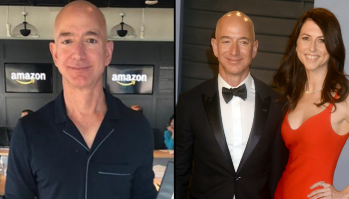 Jeff Bezos Divorcing His Wife Of 25 Years