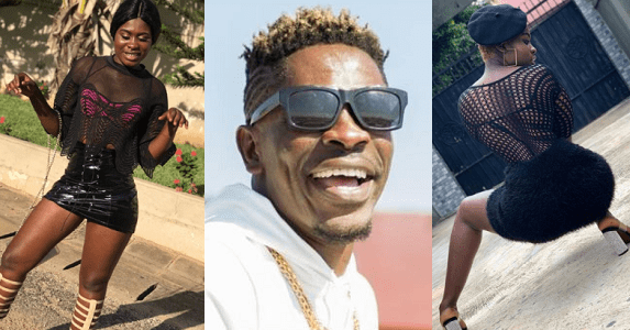 Teenage Ghanaian Actress Begs Shatta Wale For One-night Stand