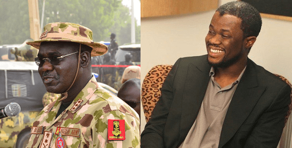 Army Declares Nigerian Doctor, Perry Brimah, Wanted For Allegedly Raising Funds To Feed Troops