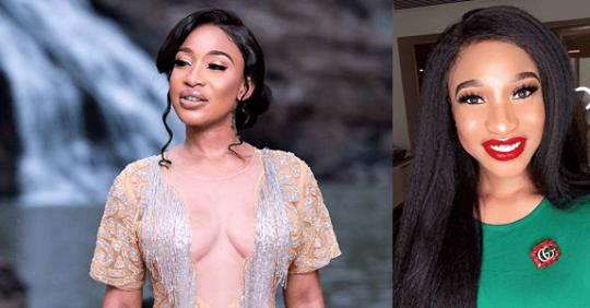 Tonto Dikeh Reacts After Hackers Threatened To Leak Her Nudes
