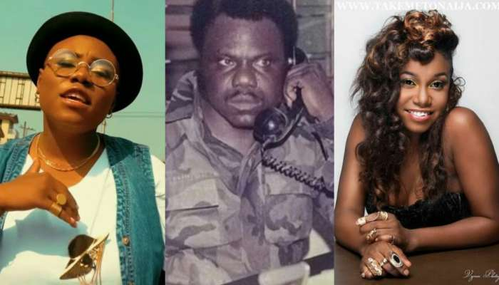 Teni Apata Writes Lovely Tribute In Remembrance Of Her Father