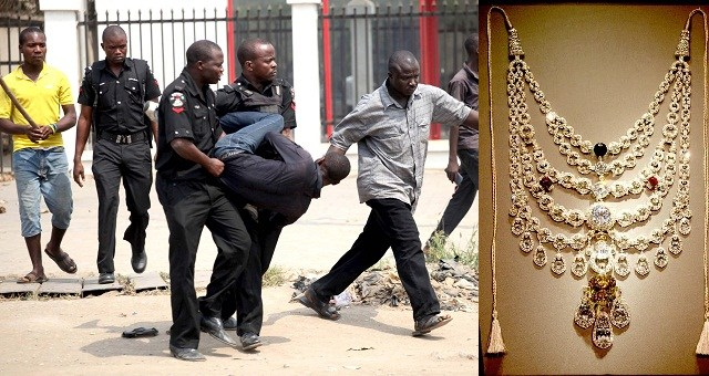 Unical Student Steals Sponsor's Jewelry Worth Over N25m