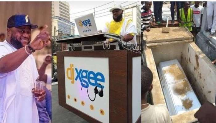 DJ Xgee's Body Laid To Rest A Day After Allegedly Committing Suicide