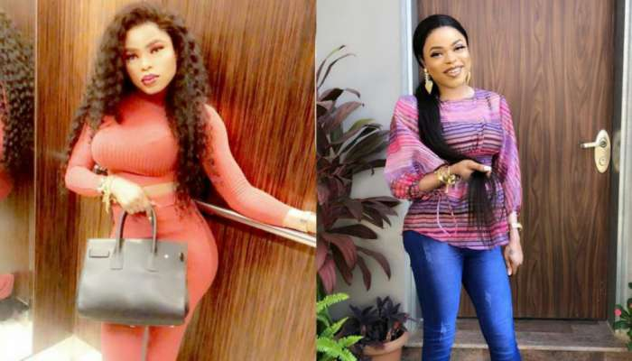 'Girls This 2019 We Are Sharing The D!cks' – Bobrisky Declares