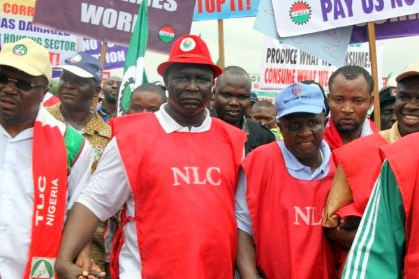 Minimum Wage: NLC To Begin Indefinite Strike On January 8th