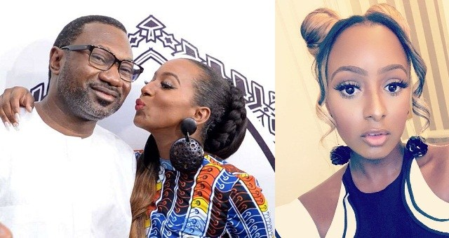 My Papa No Be Dangote… – DJ Cuppy Cries Out