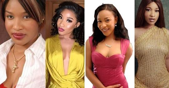 Tonto Dikeh Admits She Did Breast Surgery
