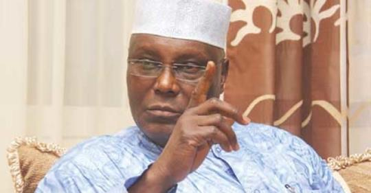 """If Elected As President, I Am Going To Enrich My Friends…Are My Friends Not Entitled To Be Enriched?""- Atiku (Video)"
