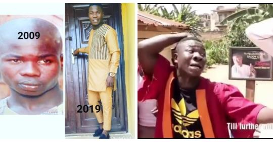 "#10YearChalenge: ""Haaaaaaa Dis One No Be Challenge, Nah Olohunsogo Ooooo""- Mayorkun's Mother Reacts To Dele Omo Woliagba's Photo"