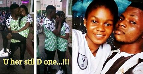 """""""You Are Still The One"""" – Boyfriend Of One Of Abeokuta Auto Crash Victims, Mourns, Shares Loved Up Photos"""