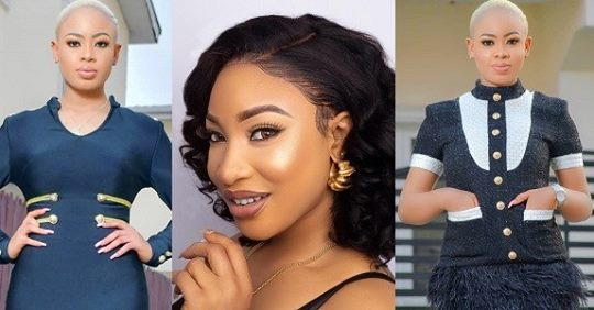 Tonto Dikeh Is My Role Model, She's Just Amazing — BBNaija's Nina Says, Also Reveals Why She Is Attracted To Miracle