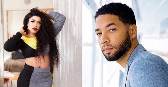 """""""Yes, I'm Gay And I'm F**king Your Father"""" – Bobrisky Attacks Troll Who Questioned Him For Consoling Gay Actor, Jussie Smollett"""