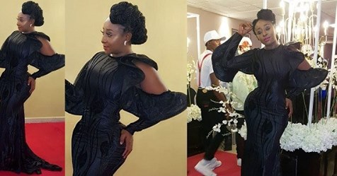 Surgery Gone Wrong! Ini Edo's New Waist Causes Stir Among Her Followers On Instagram