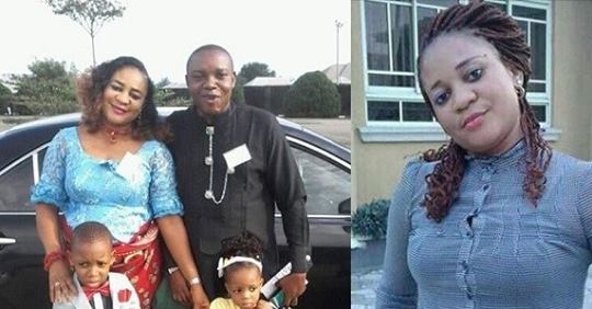 Lecturer Accused Of Beating His Wife To Death Two Weeks After She Welcomed Their Child In Rivers (Screenshots)
