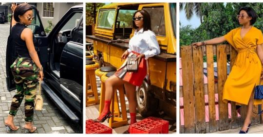 'Best Thing To Do To A Man That Doesn't Value You Is To Move On' – Toke Makinwa