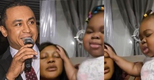 """""""I Find This Disturbing"""" — Freeze Reacts To Video Of Little Girl Speaking In Tongues And Laying Hands On Her Mother"""