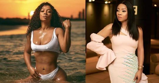 Same God Behind Technological Inventions Gave Doctors Brain To Enhance Our Bodies- Toke Makinwa (Video)
