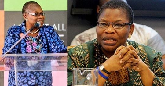 BREAKING: Oby Ezekwesili Withdraws From Presidential Race