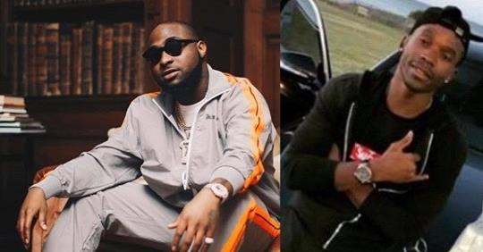 Davido Threatens Man Who Scammed Him Of 5 Million