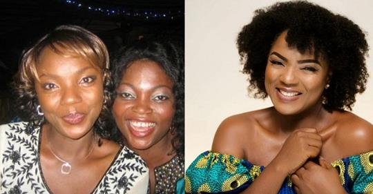 Chioma Akpotha Shares Epic Throwback Photo Of Herself With Funke Akindele