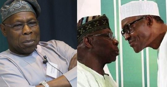 "Obasanjo Fires President Buhari Again, Says He Is Sick In His ""body, Mind And Soul"""