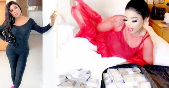 You Must Accept Me As I Am, I Will Soon Become A Billionaire – Bobrisky Says To Haters (video)