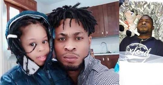 Nigerian Man Dies After Daughter Was 'Forcefully' Adopted By Govt In Italy (Photos)