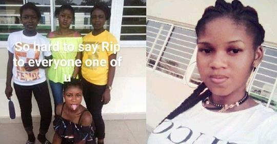Sister Of One Of The Girls Killed In Abeokuta Auto Crash Claims Accident Was Caused By Yahoo Boys For Ritual Purpose