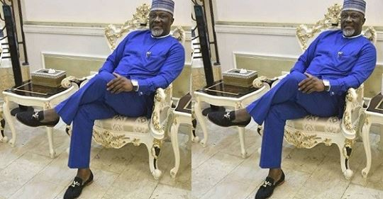 I Am Like The Scrotum Of A Ram, It Will Dangle And Dangle But Will Never Fall — Dino Melaye