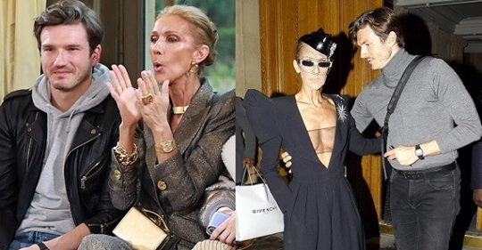 Celine Dion Replies Those Criticizing Her Slimmer Figure As She Finally Addresses Relationship With Her 'handsome Toyboy'