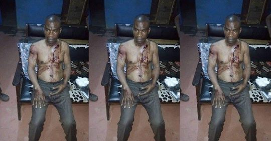 Gunmen Stab Pastor, Kill His Daughters Cuts Off Their Heads And Breasts (Photo)