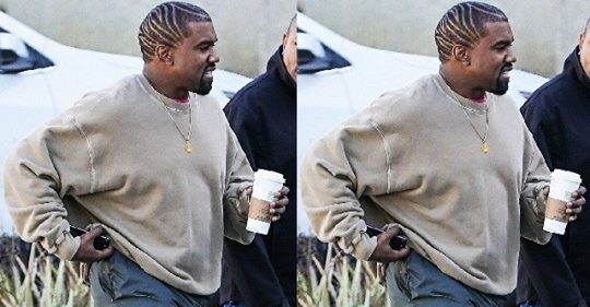 Kanye West New Hairstyle Costs N180k To Maintain Daily (Photo)