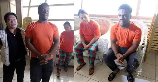 Nigerian Fraudster Arrested In Philippines For Threatening To Leak Lady's Nude Photos