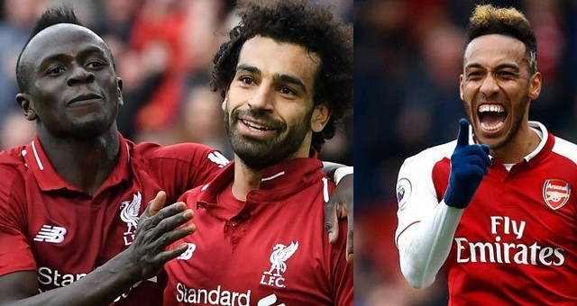 No Nigerian Footballer Involved As Salah, Mane And Aubameyang Battle For African Player Of The Year Award