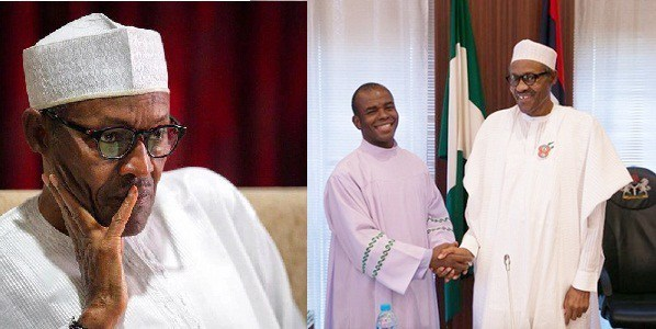 Election 2019: Rev Fr. Mbaka Endorses Buhari For Second Term