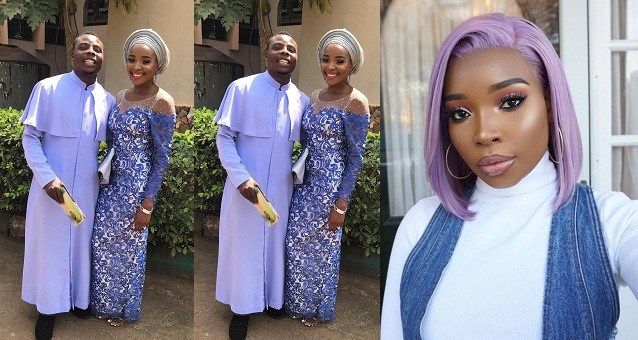 Actor Daniel K Daniel's Wife, Augustina, Reveals She And Her Twin Brother Were Born In Separate Years