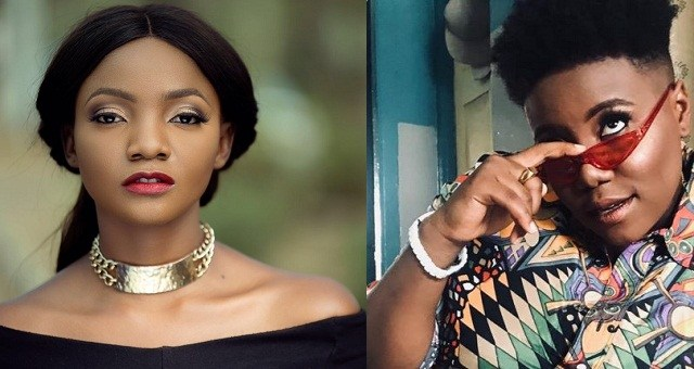 Singer Simi Shuts Down A Fan Who Tried To Compare Her With Teni.