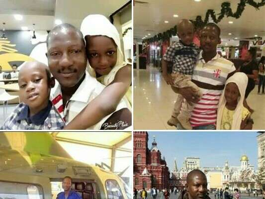 NAF Helicopter Crash: Flight Technician, Sergeant Auwal Ibrahim Left Behind Two Young Children