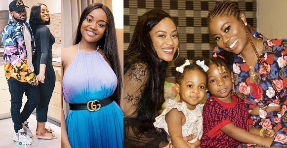 Chioma Deletes Instagram Account After Davido Celebrated His Baby Mamas.